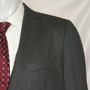 Brooks Brothers 1818 Fitzgerald Two Button Suit